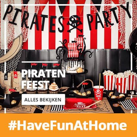 Piraten Feest