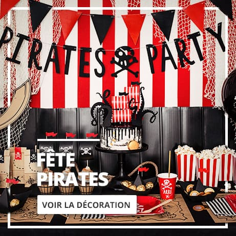 Fête Pirates