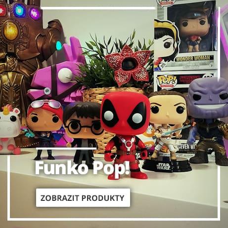 Funko Pop! Figurky