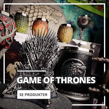 Gåvor och Merchandise Game of Thrones (GOT)