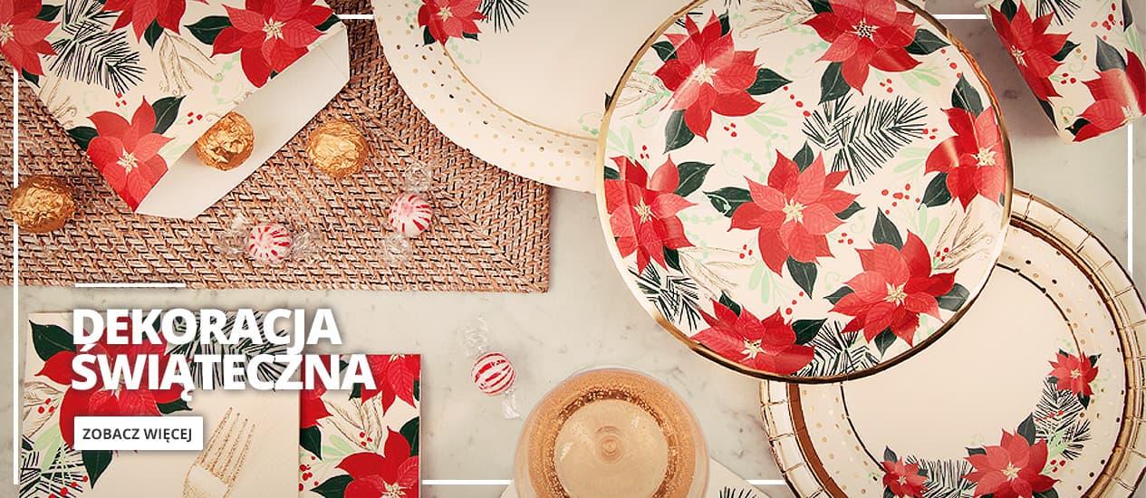 Oryginalne świąteczne dekoracje