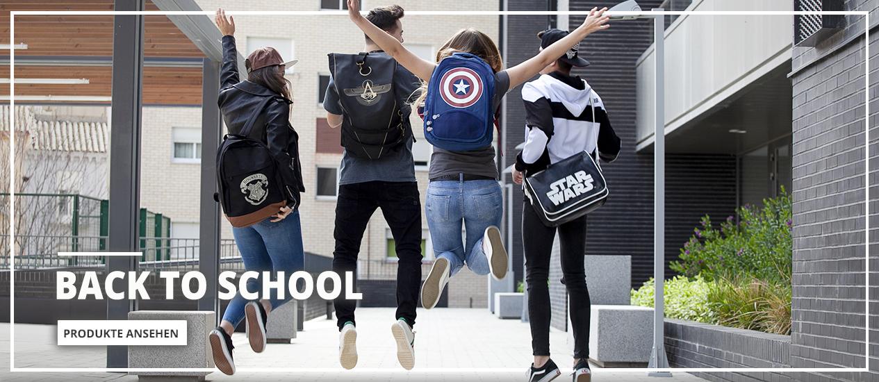 Back to school | Zurück zur Schule