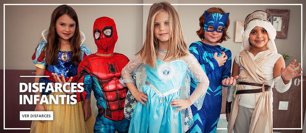 Fatos de Carnaval para Crianças - Disfarces Infantis
