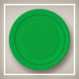 Mørkegrønn