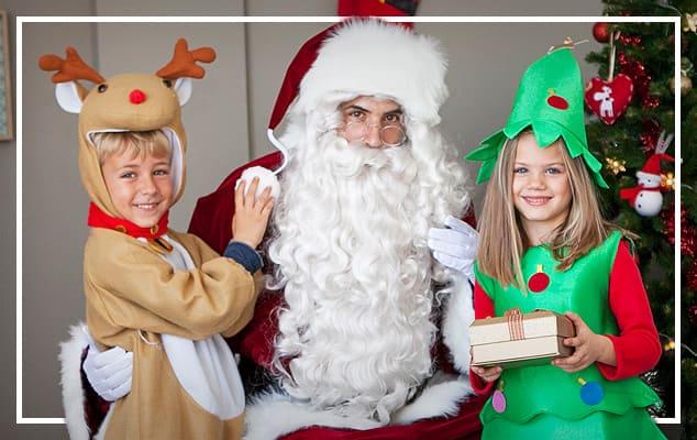 Disfraces Navideños y Decoración de Navidad