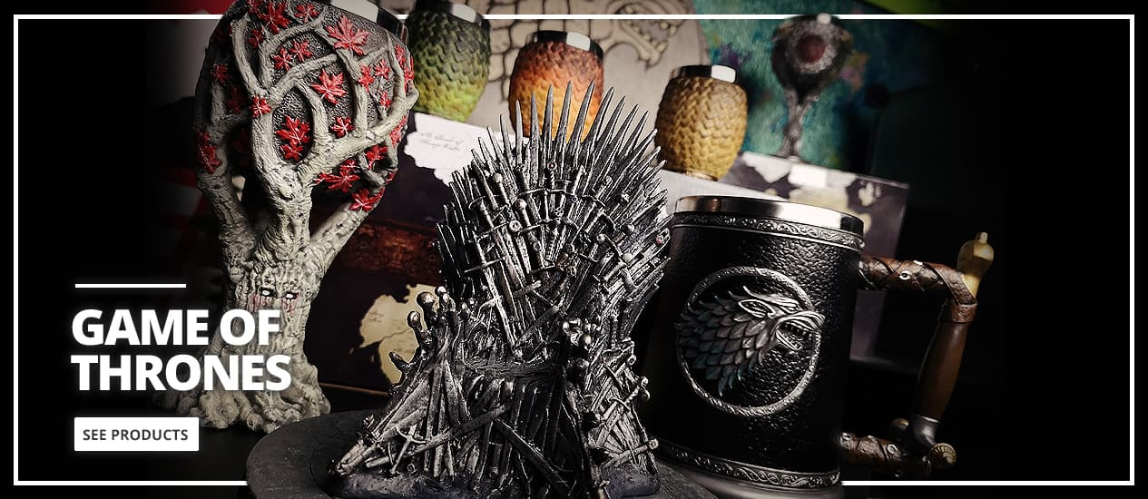 Game of Thrones Gifts & Merchandise (GOT)