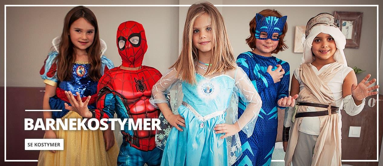 Kostymer til barn