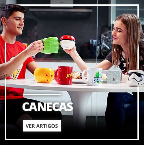 Canecas geek originais