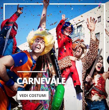 Costumi Carnevale 2021: Vestiti di Carnevale originali per donna, uomo e bambini
