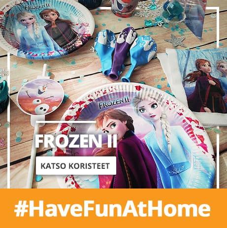 Frozen-koristeet