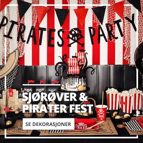 Sjørøver & Pirater Fest