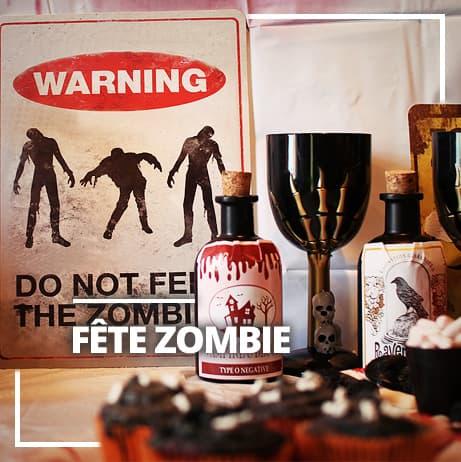 Fête Zombies