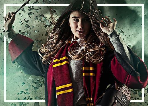 Harry Potter -asut aikuisille