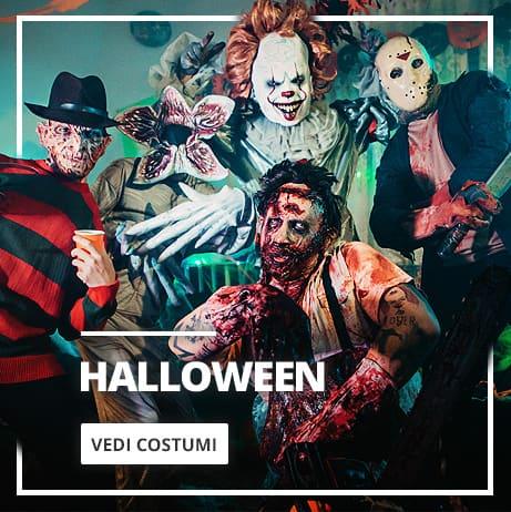 Festa Halloween: costumi e accessori