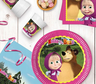 Masha and The Bear Birthday
