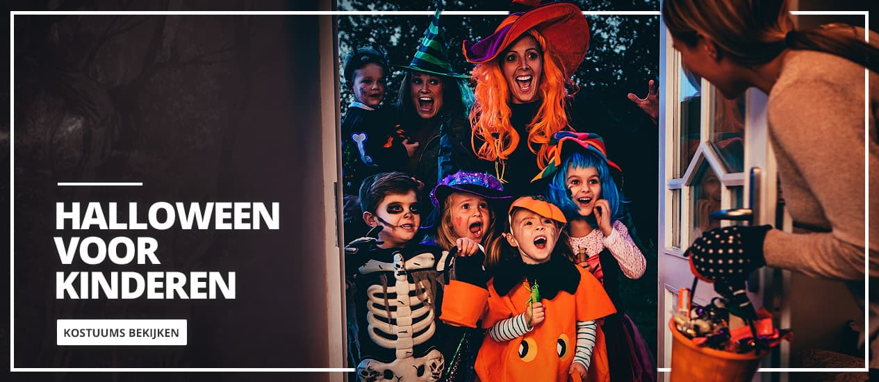 Halloween Kostuums voor Kinderen
