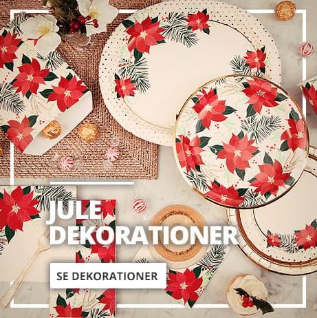 Originale jule dekorationer