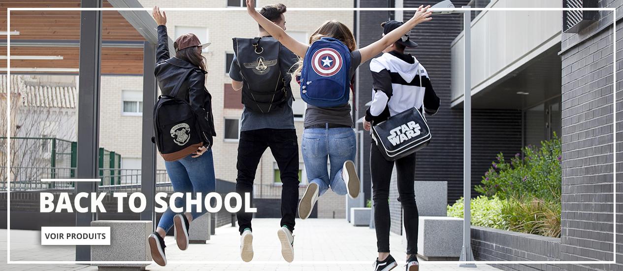 Retour à l'école | Back to School