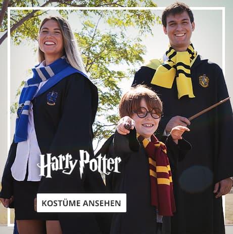 Harry Potter Kostüme für Kinder und Erwachsene: Brille, Zubehör und mehr