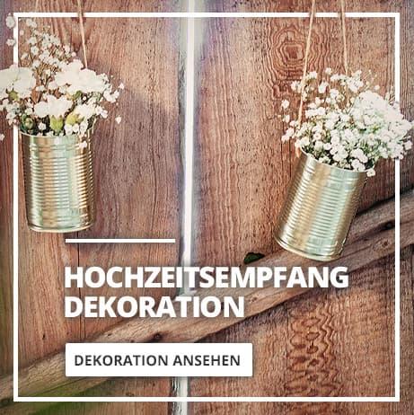 Hochzeit Girlanden & Hänge Deko