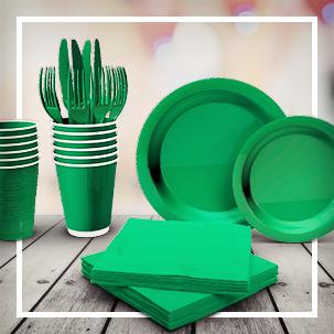 Grün Dekoration