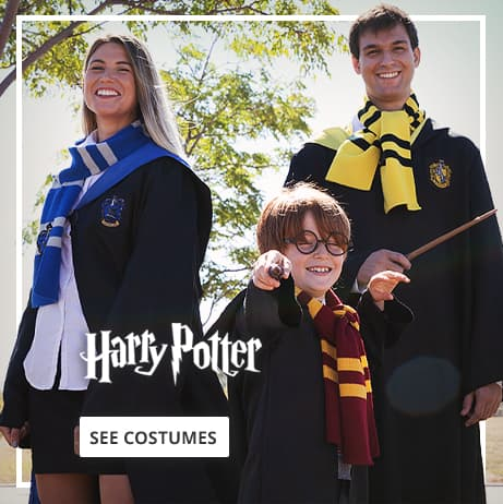 Harry Potter Costumes for Children and Adults