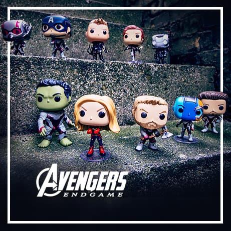 Funko Pop! Avengers: Endgame