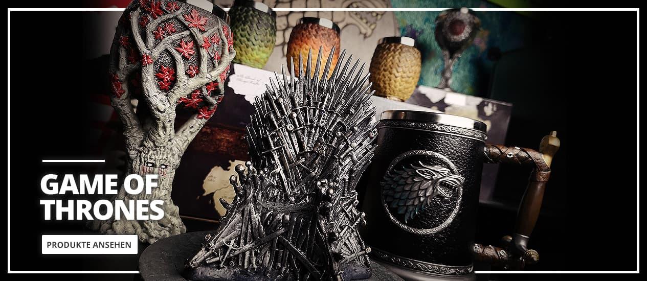 Game of Thrones Merchandise & Geschenke