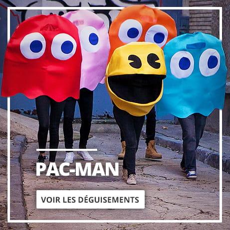 Déguisements Pac-Man