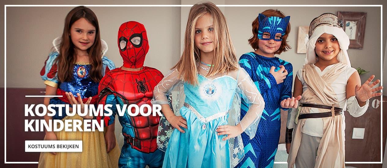 Kostuums voor kinderen