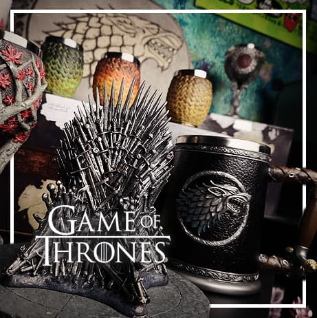 Gåvor och Merchandise Game of Thrones (GOT)