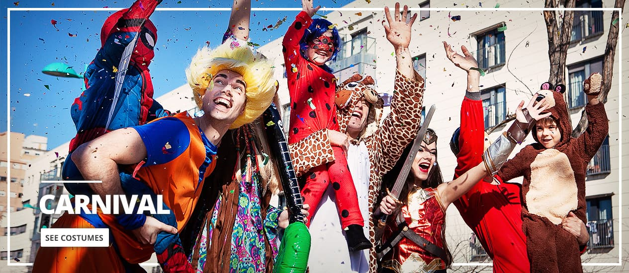 костюми за Карнавал