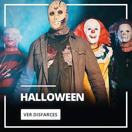 Fatos de Halloween - Disfarces para o Dia das Bruxas originais 2020