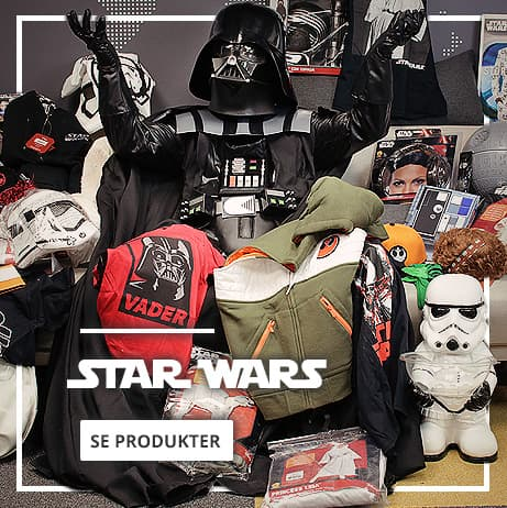 Star Wars Kostymer