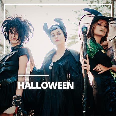 Déguisement Halloween pour femmes
