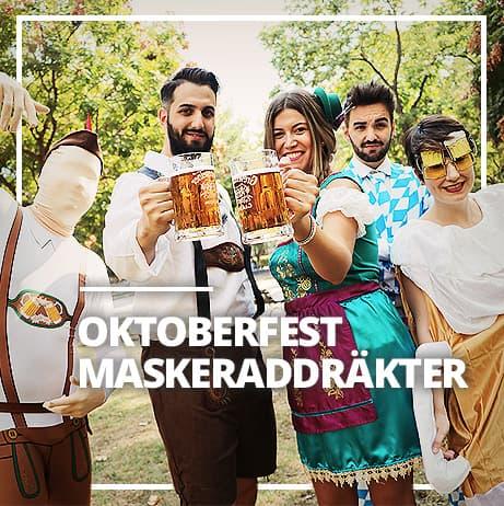 Oktoberfest Maskeraddräkter