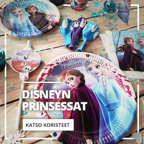Disney Prinsessa -koristeet