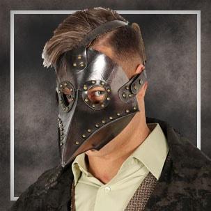 Maschere Medico della peste