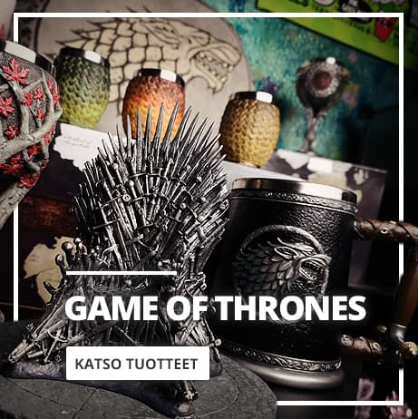 Game of Thrones Lahjat ja Merchandise