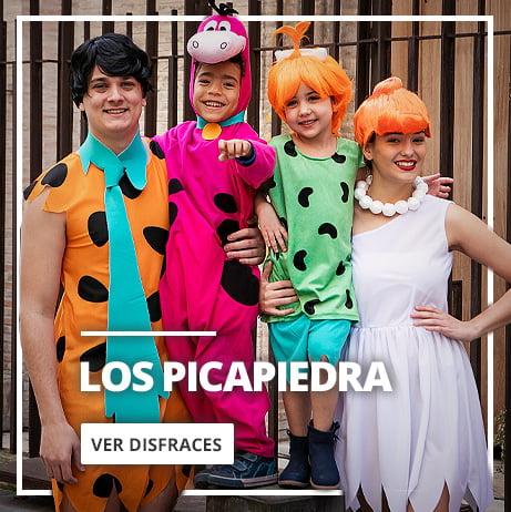 Disfraces de Los Picapiedra
