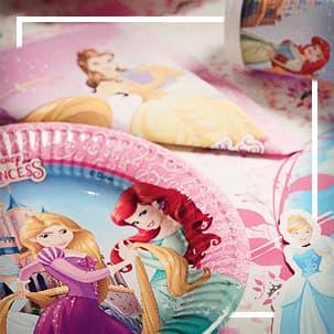 Anniversaire de Princesses Disney