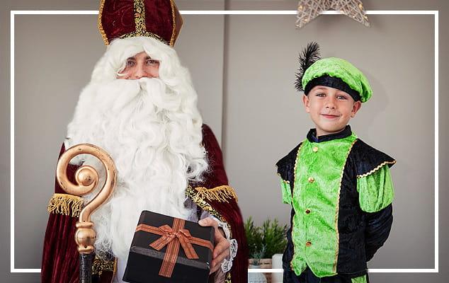 Déguisements de Saint Nicolas et Décoration de Noël
