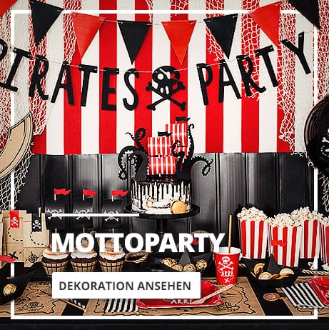 Piraten Mottoparty