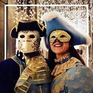 Máscaras Itália & Veneza