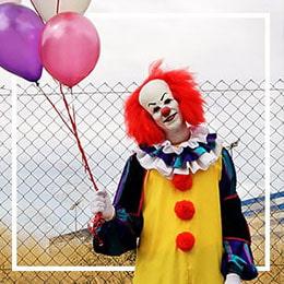 Clown & Cirque