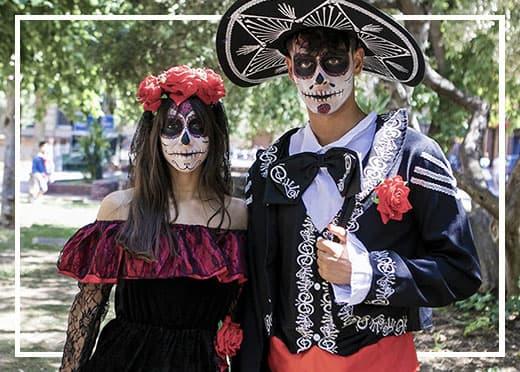 Day of the Dead - Día de los Muertos - Dag van de doden