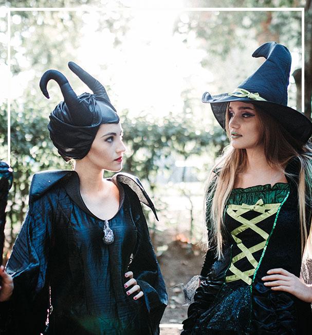 Bruxas & Magos