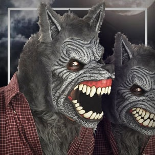 Maski wilk