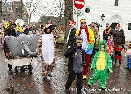 oorsprong carnaval
