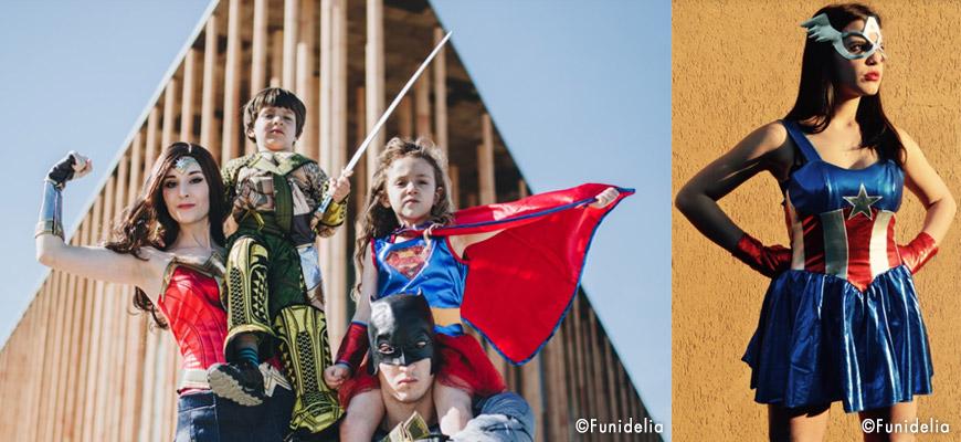 disfraces superhéroes » trajes de villanos   funidelia